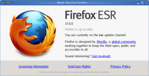 firefox17version