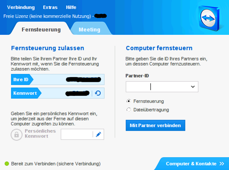 TeamViewer on Linux | m-opensolutions