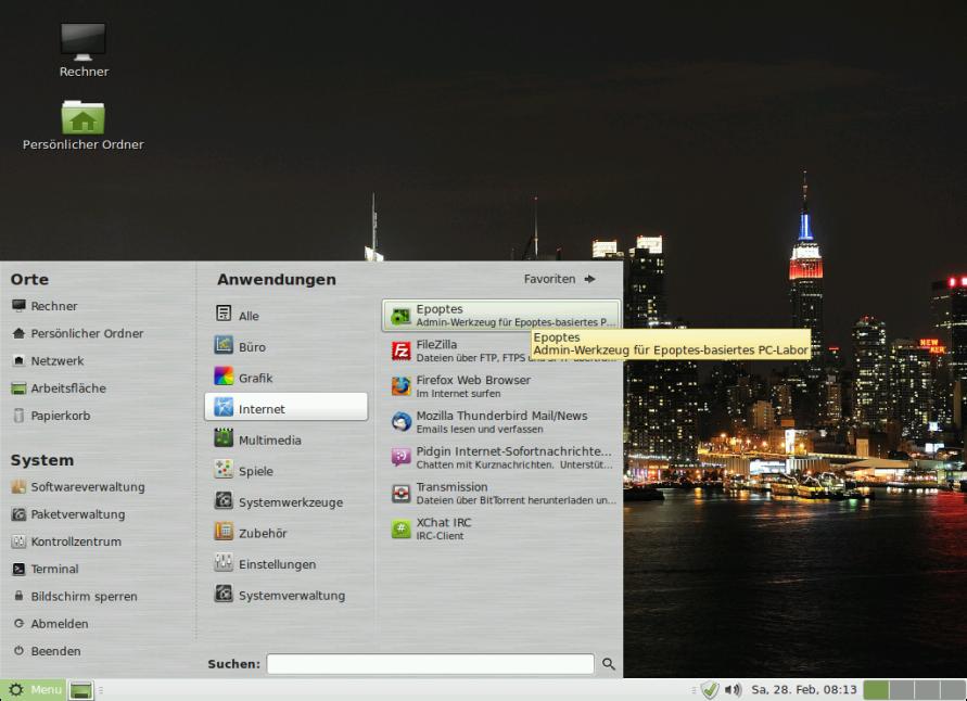 Linux Mint LMDE Server Setup #3: Epoptes for LTSP | m